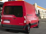 Renault Master Van 2010 images