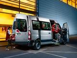 Renault Master Minibus LWB 2010 pictures