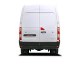 Renault Master Van 2010 pictures