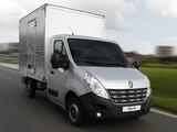 Renault Master Box Van 2010 pictures