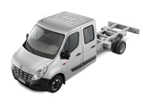 Renault Master Crew Cab Chassis 2010 wallpapers