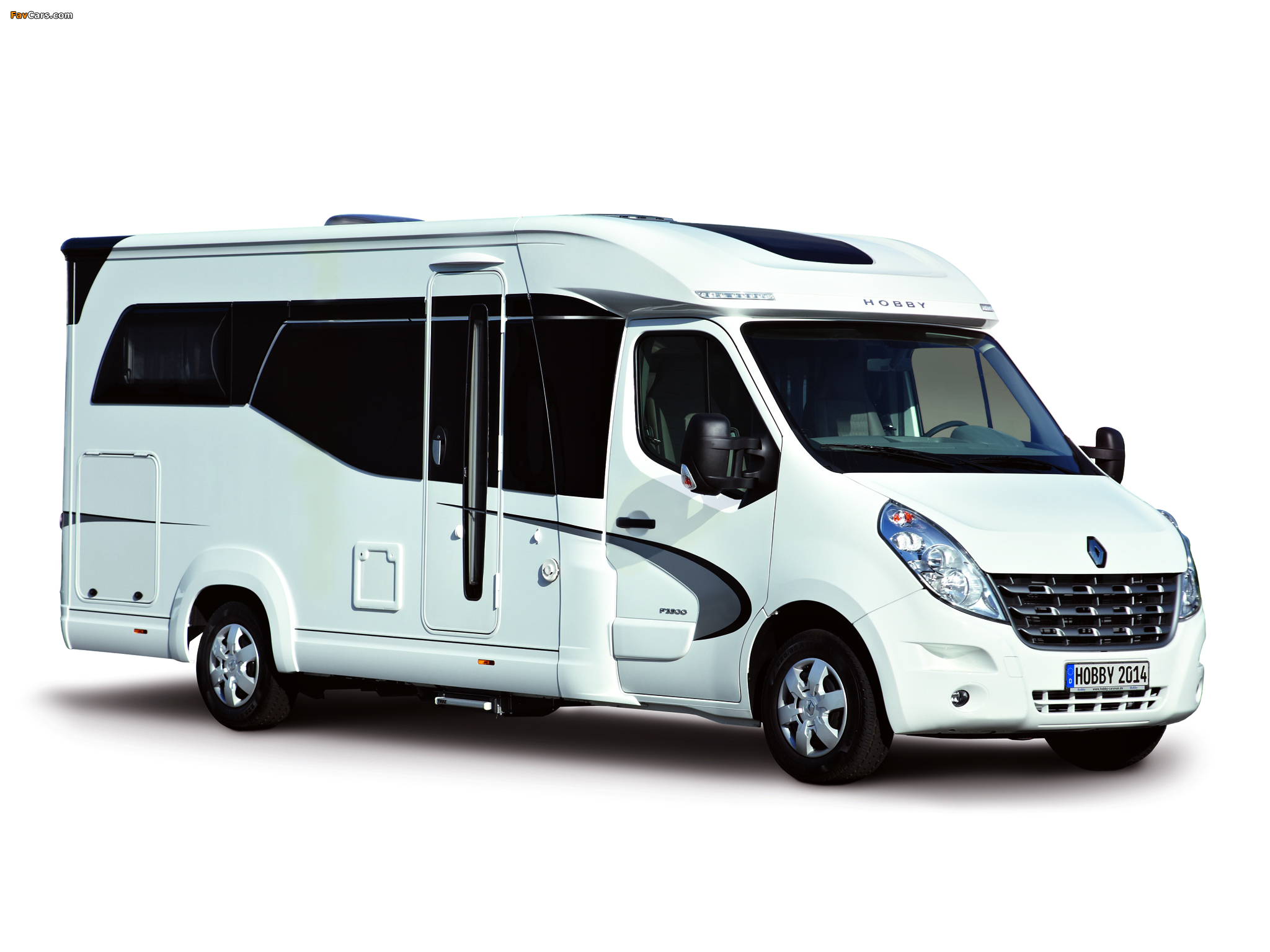 Hobby Premium Van 2013 photos (2048 x 1536)