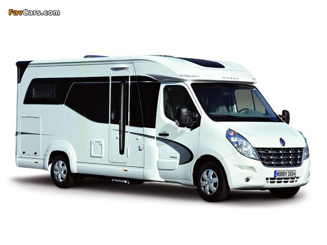Hobby Premium Van 2013 photos (640 x 480)