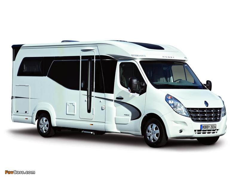 Hobby Premium Van 2013 photos (800 x 600)