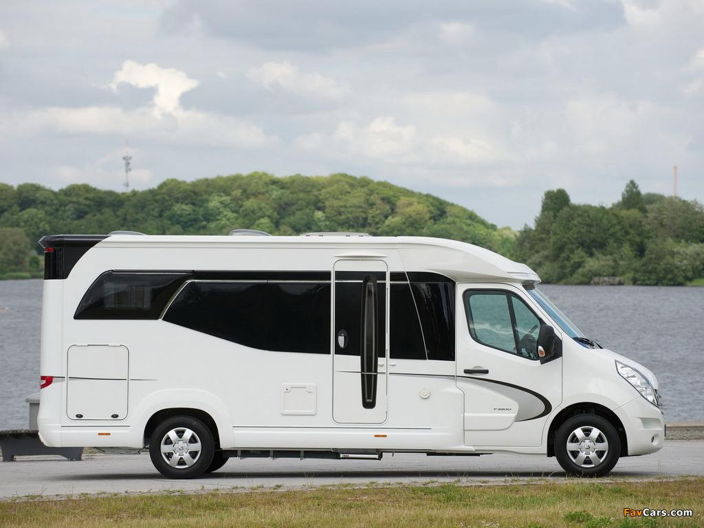 Hobby Premium Van 2013 pictures (1024 x 768)