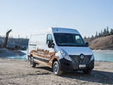 Renault Master X-Track L2H2 2016 wallpapers