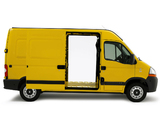 Renault Master Van 2003–10 wallpapers
