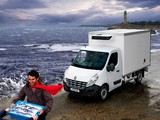 Renault Master Box Van 2010 wallpapers