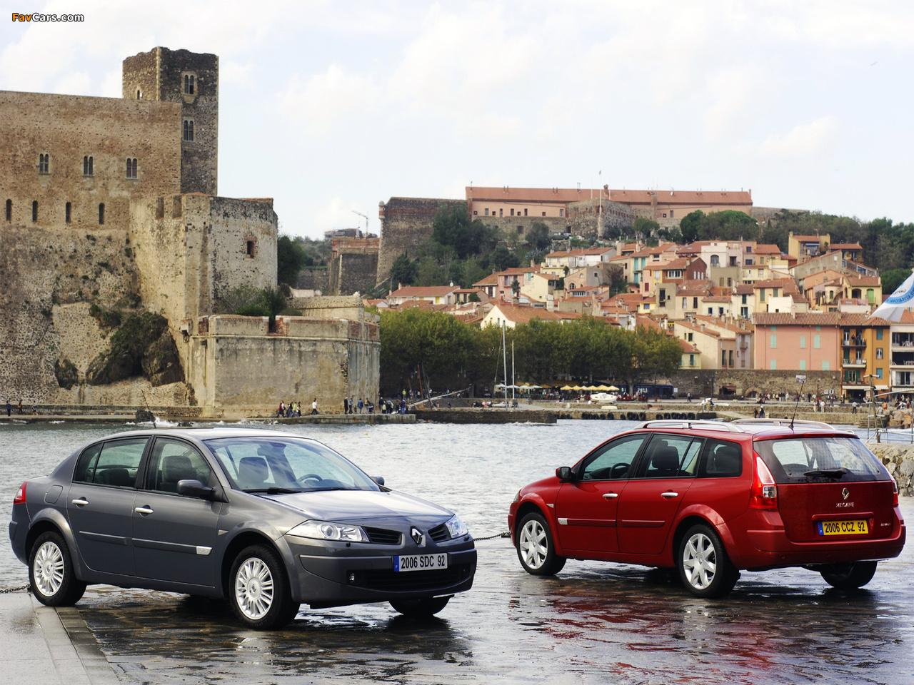 Images of Renault Megane (1280 x 960)