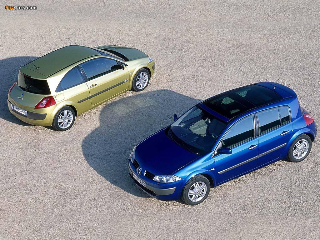 Images of Renault Megane (1024 x 768)