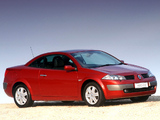 Images of Renault Megane CC ZA-spec 2003–06