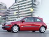 Images of Renault Megane 3-door 2003–06