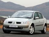 Images of Renault Megane Classic ZA-spec 2003–06