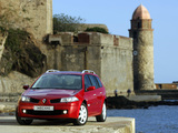 Images of Renault Megane Grandtour 2006–09