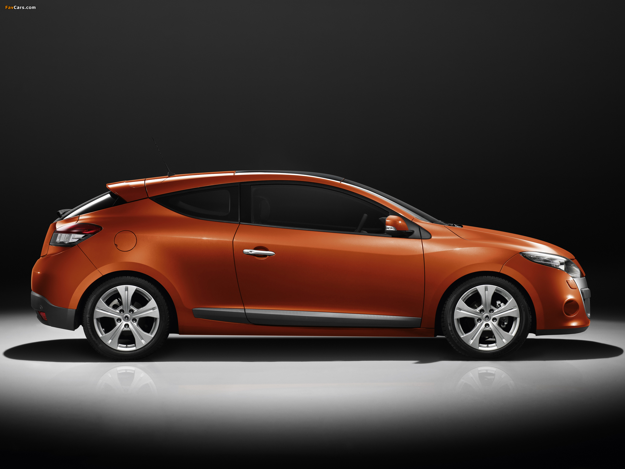 Images of Renault Megane Coupe 2009 (2048 x 1536)
