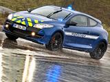 Images of Renault Megane RS Gendarmerie 2010