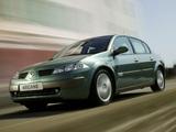 Photos of Renault Megane Classic 2003–06