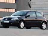 Photos of Renault Megane Shake it! 2005