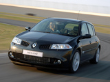 Photos of Renault Megane RS 5-door ZA-spec 2006–08