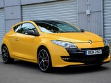 Photos of Renault Megane RS 250 UK-spec 2009