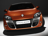 Photos of Renault Megane Coupe 2009