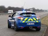 Photos of Renault Megane RS Gendarmerie 2010