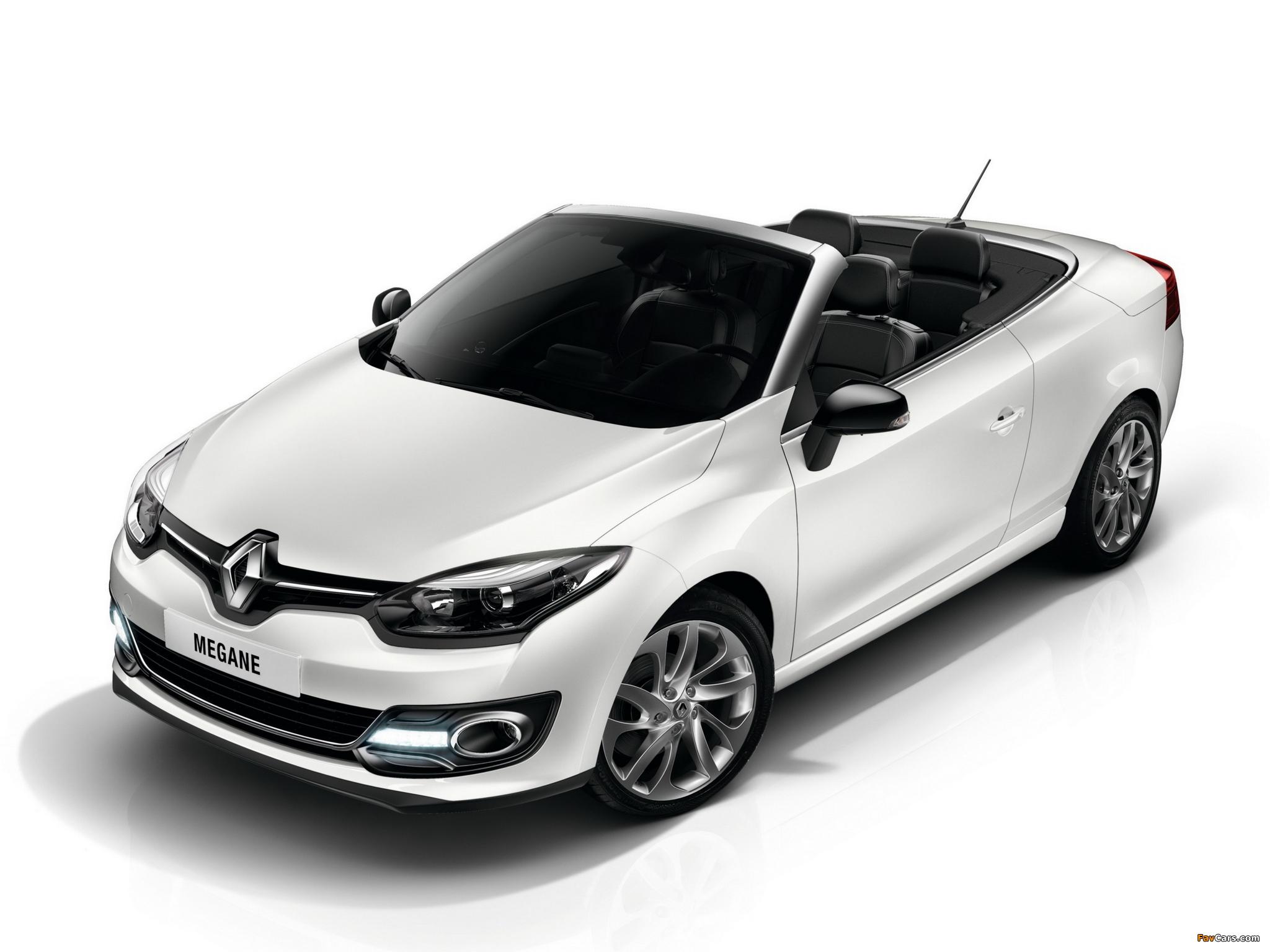 Photos of Renault Mégane Coupé-Cabriolet 2014 (2048 x 1536)