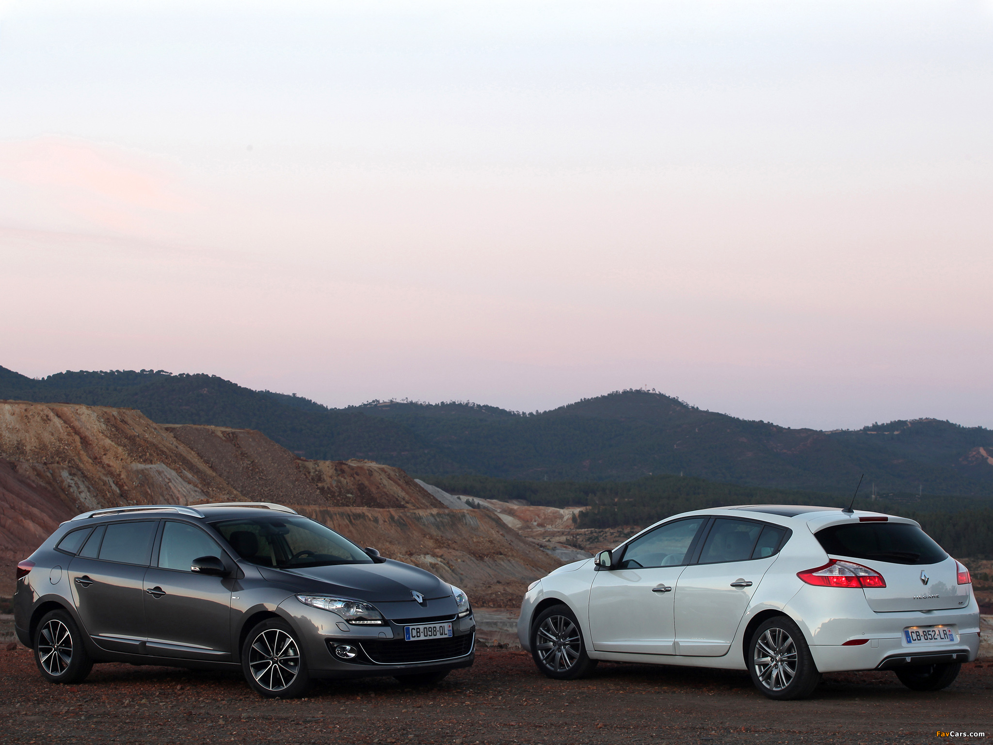 Pictures of Renault Megane (2048 x 1536)