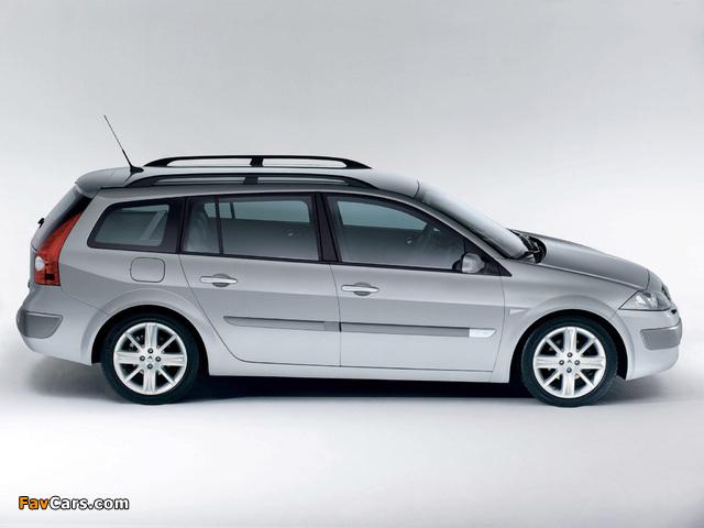 Pictures of Renault Megane Grandtour 2003–06 (640 x 480)