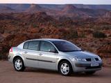 Pictures of Renault Megane Classic ZA-spec 2003–06