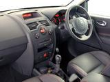 Pictures of Renault Megane RS 3-door ZA-spec 2004–06