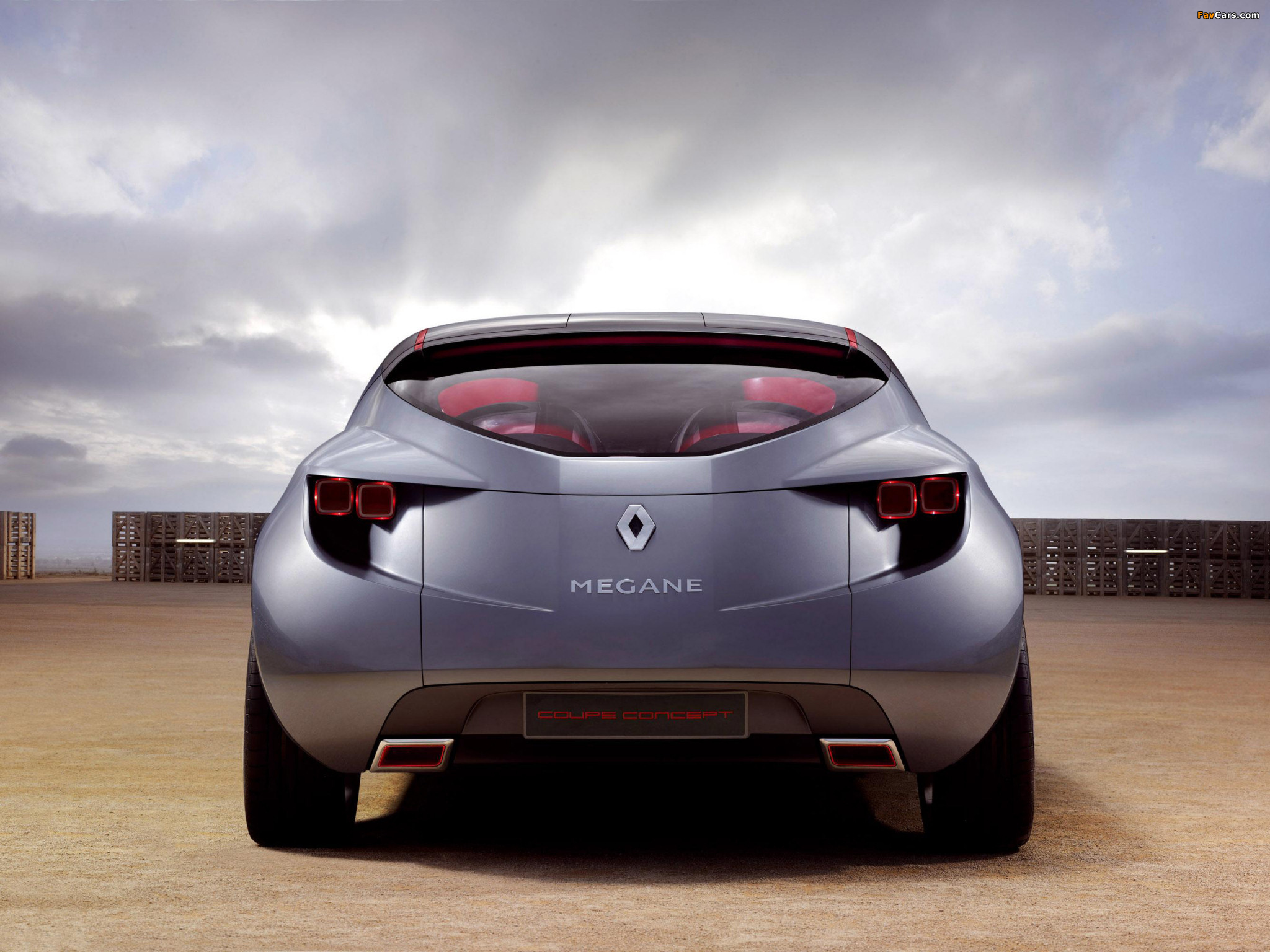 Pictures of Renault Megane Coupe Concept 2008 (2048 x 1536)