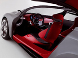 Pictures of Renault Megane Coupe Concept 2008