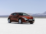 Pictures of Renault Megane Coupe 2009