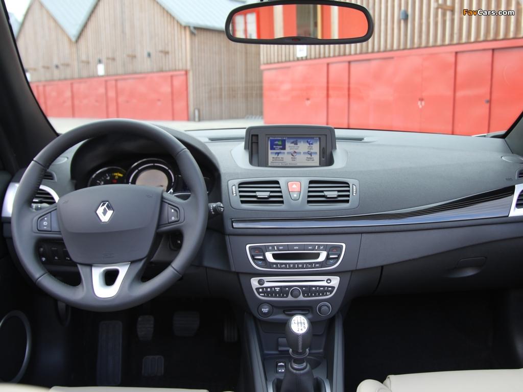 Pictures of Renault Mégane Coupé-Cabriolet 2010–14 (1024 x 768)