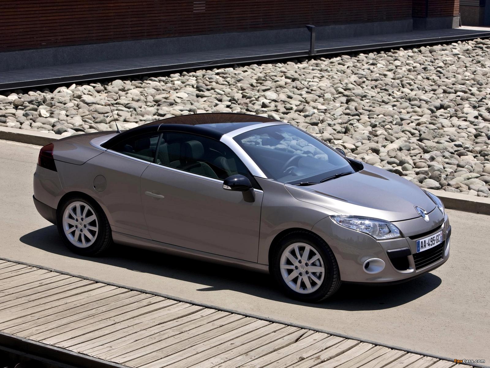 Pictures of Renault Mégane Coupé-Cabriolet 2010–14 (1600 x 1200)