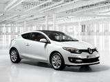 Pictures of Renault Mégane Coupé 2014