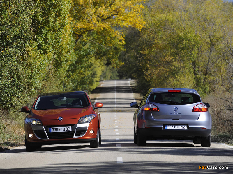 Pictures of Renault Megane (800 x 600)