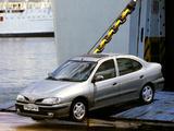 Renault Megane Classic 1996–99 wallpapers