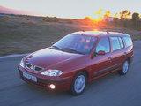 Renault Megane Grandtour 1999–2003 photos