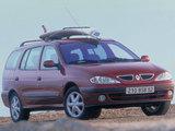Renault Megane Grandtour 1999–2003 pictures