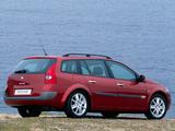 Renault Megane Grandtour 2003–06 images
