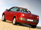 Renault Megane CC ZA-spec 2003–06 images