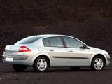 Renault Megane Classic ZA-spec 2003–06 images
