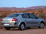Renault Megane Classic ZA-spec 2003–06 photos