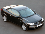 Renault Megane CC ZA-spec 2003–06 photos