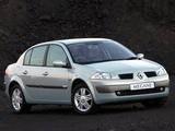 Renault Megane Classic ZA-spec 2003–06 pictures