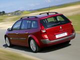Renault Megane Grandtour 2003–06 pictures