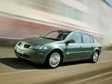 Renault Megane Classic 2003–06 wallpapers