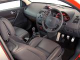 Renault Megane RS 3-door ZA-spec 2004–06 images